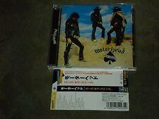 Motörhead Ace Of Spades Japan CD Bonus Tracks