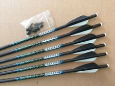 "Bear Archery Fortus X RAY 20"" Crossbow bolts 6 PK fits Horton by Trophy Ridge"