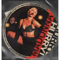 Madonna Lp Vinile The Girlie Show - Hurry Picture Disc / Vox Populi Nuovo