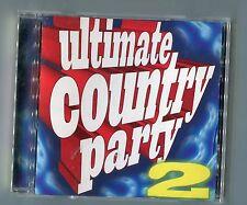 V.A. cd-sampler ULTIMATE COUNTRY PARTY 2 Arista 18-track BROOKS & DUNN blackhawk
