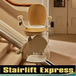 """Stairlift Acorn Slimline 1-2 years old, installed, with 1 year warranty**"""""""