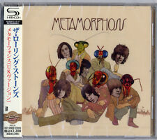 THE ROLLING STONES-METAMORPHOSIS (UK VERSION)-JAPAN SHM-CD E50