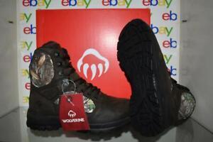 Wolverine Men's Manistee Hunting Boots W200081 Size 11 Waterproof NIB