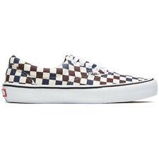 Vans Era Pro Multi Checker Dress Blue Men's Classic Skate Shoes Size 10