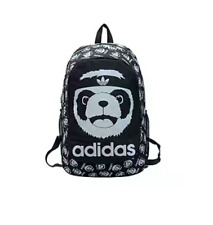 Adidas Originals Jeremy Scott Panda Laptop Backpack Rucksack Bag RRP £55