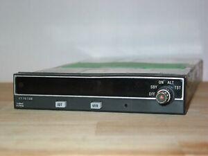 BENDIX KING KT-79 ATC XPDR TRANSPONDER VERY NICE KT79 P/N 066-1053-00