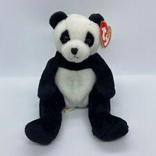 Mandy Panda Beanie Baby - RETIRED