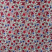 42cm x 1.37m Liberty Prints Lawn 'Helena's Meadow' Cotton Dress Crafts Fabric