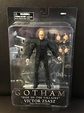 Diamond Select Gotham The Rise of Villains Victor Zsasz Action Figure HTF