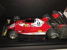 1:18 GP Replicas GPR 014A Niki Lauda Ferrari 312/T2 World Champion 1977 NEW
