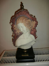 Giuseppe Armani Statue Leda Limited Edition 38/750 Capodimonte Italy Nib 1664C