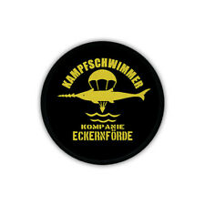 Parche Nadador Combate Kompanie Winterthur Bw Marina Escudo Elite #18332