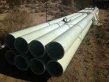 """NewOld Stock 8 39' 10.5"""" PIPES TOTAL319' 12"""" PVC Fusible Pipe CI OD DR-18 WATER"""