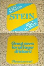 TWO SIDED BEERMAT - STEIN LAGER