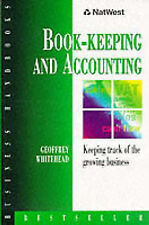 Natwest Business Handbook: Book-keeping and Accounts by Geoffrey Whitehead (Pap…