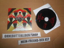 CD Indie Mechanical Bride - Colour Of Fire (2 Song) Promo TRANSGRESSIVE Presskit