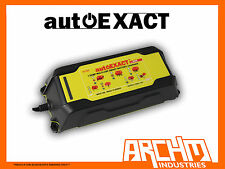 AUTO EXACT 12V 1.5AMP SMART BATTERY CHARGER SUIT 100AH/OPTIMA/ODYSSEY/AGM