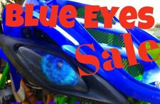 BLUE EYE HEAD LIGHT HEADLIGHT COVERS YFZ 450  RAPTOR 250 350 700 USA TRACKIN