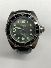 Invicta Pro Diver 0467 Black MOP Dial 45 mm Stainless Steel Watch