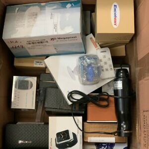 JOB LOT SMARTWATCHES, WATCHES, FITNESS BRACELETS, CONSUMER ELECTRONICS and more