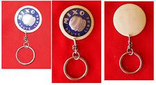 Porte clés  avertisseurs «Mixo Route libre» vintage