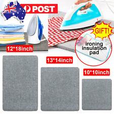New Zealand Ironing Mat Felt Pad Portable Press Wool Pressing Mats 3 Size + Gift