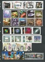 GB 2007 Commemorative Stamps~Year Set~Unmounted Mint~no m/s~UK Seller