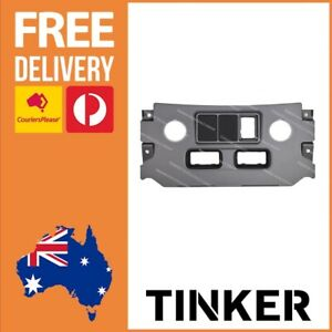 Lightforce Replacement Switch Fascia Holden Colorado RG Switch Panel 2011 - On