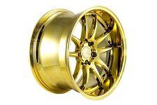 AODHAN DS-02 19x11 5x114.3 +15 Gold Vacuum (PAIR) wheels