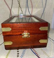 Vintage Cigar Wooden Box