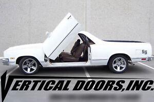 Chevy El Camino 78-87 Lambo Kit Vertical Doors 79 80 81