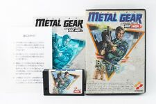 Rare Metal Gear 1 MSX Japanese version (mn23)