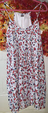 Time And Tru Floral Dress 12/14