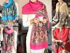 Pashmina Floral Scarves & Wraps for Women