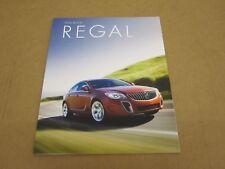 2016 Buick Regal GS Sedan Original Sales Brochure Dealer Catalog Literature