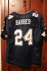 NFL Dallas COWBOYS #24 MARION BARBER Football Jersey Youth  SZ XL Football