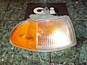 92-95 OEM USDM Honda Civic SR4 EG9 right corner light lamp assembly 041-3968 FR