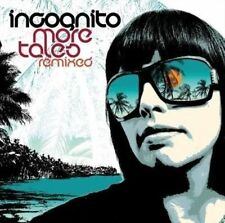 More Tales Remixed, Incognito CD | 5034093413022 | New