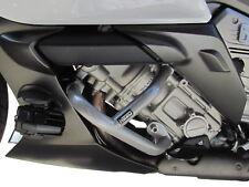 Crash bars Defensa protector de motor Heed BMW K 1600 GT/GTL (11-16)- Basic gris