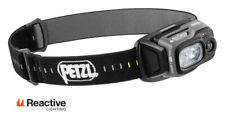 Petzl Stirnlampe SWIFT RL PRO E810AA00 Schwarz REACTIVE LIGHTING Technologie 900