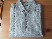 "PAUL SMITH Mens Shirt - Size 17.5"" Patterned Shirt"