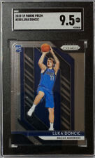 Luka Doncic 2018-19 Panini Prizm RC Rookie SGC 9.5 Mint PSA/BGS Crossover?