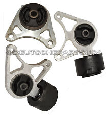 LAND ROVER FREELANDER REAR DIFFERENTIAL TRANSMISSION MOUNTING BRACKET SET of 3