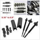 Car Flywheel Motorcycle Wheel Gear Puller Inner Bearing Remover Hand Tool 9-23mm