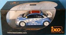 VW VOLKSWAGEN NEW BEETLE CUP #3 PATRICK MICHELS 2001 IXO 1/43 GTM008