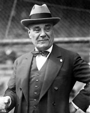 New York Yankees Owner JACOB RUPPERT Glossy 8x10 Photo Baseball Print Poster