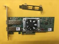 DELL BROADCOM BCM57810S 10GB Dual Port SFP+ PCI-E Ethernet Adapter