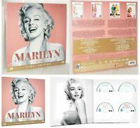 MARILYN COLLECTION (MONROE) 4 DVD (20th Century Fox) VINYL EDITION - SIGILLATO