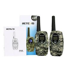 Twin Two Way Radio 0.5W 8CH Retevis RT628 PMR446 Walkie Talkie for Kid Xmas Gift