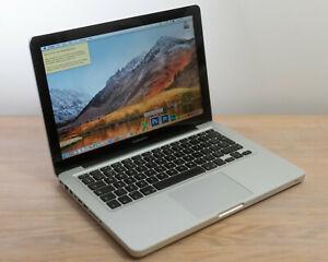 "Apple MacBook Pro 13"" 2.4Ghz Laptop Core i5 16GB RAM 240GB SSD Adobe CS6 Office"